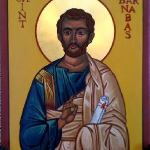 YEAR B: HOMILY FOR MONDAY OF THE TENTH WEEK IN ORDINARY TIME. MEMORIAL OF ST BARNABAS (1)