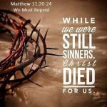 YEAR B: HOMILY FOR SATURDAY OF THE 29TH WEEK IN ORDINARY TIME (1)