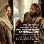 YEAR B: HOMILY FOR THE 21ST SUNDAY IN ORDINARY TIME (2)