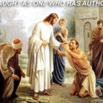 YEAR A: HOMILY FOR TUESDAY OF THE 1ST WEEK IN ORDINARY TIME (1)