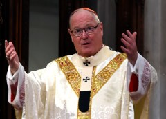 "Cardinal Dolan Wants to Stop Abortions Up to Birth: We Will Help ""Any Pregnant Woman"" Who Needs Support"