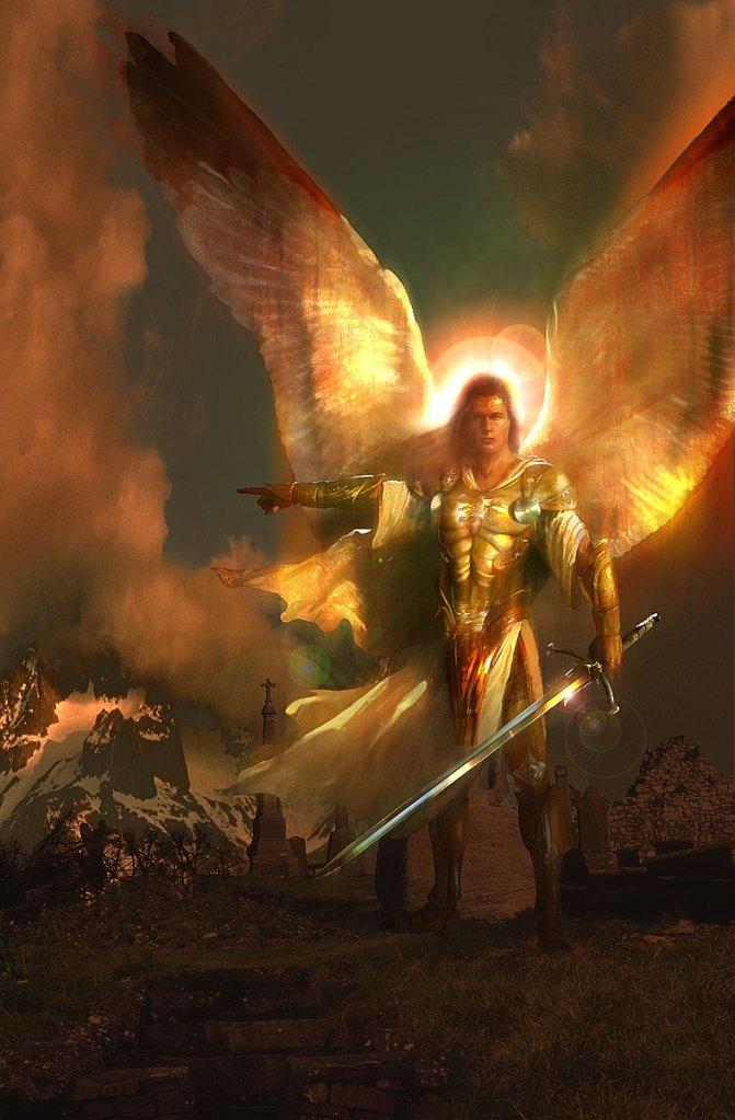 st michael the archangel defend us in battle the catholic gentleman