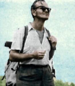 pope john paul II 1950s sunglasses