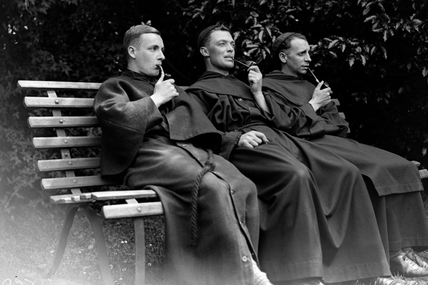Holy Smokes The Catholic Gentleman