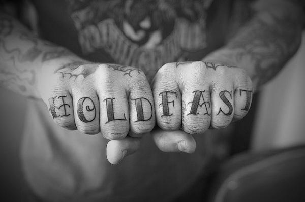 Satanic Pope Tattoo