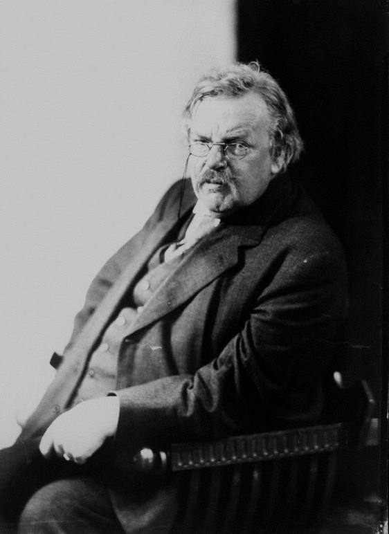 G. K. Chesterton photo #11890, G. K. Chesterton image
