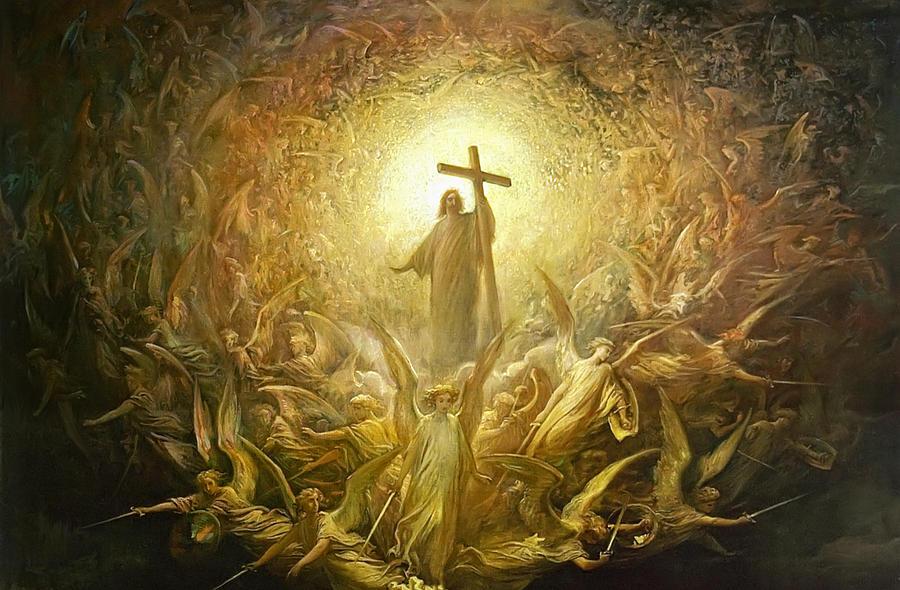 Jesus Christ, Conqueror of Satan | The Catholic Gentleman
