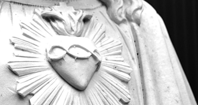 a heart of flame 4 reasons to love the sacred heart the catholic