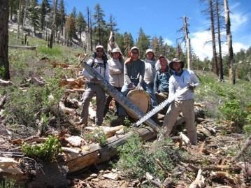 wilderness outreach