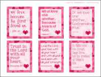 valentines day sayings for students