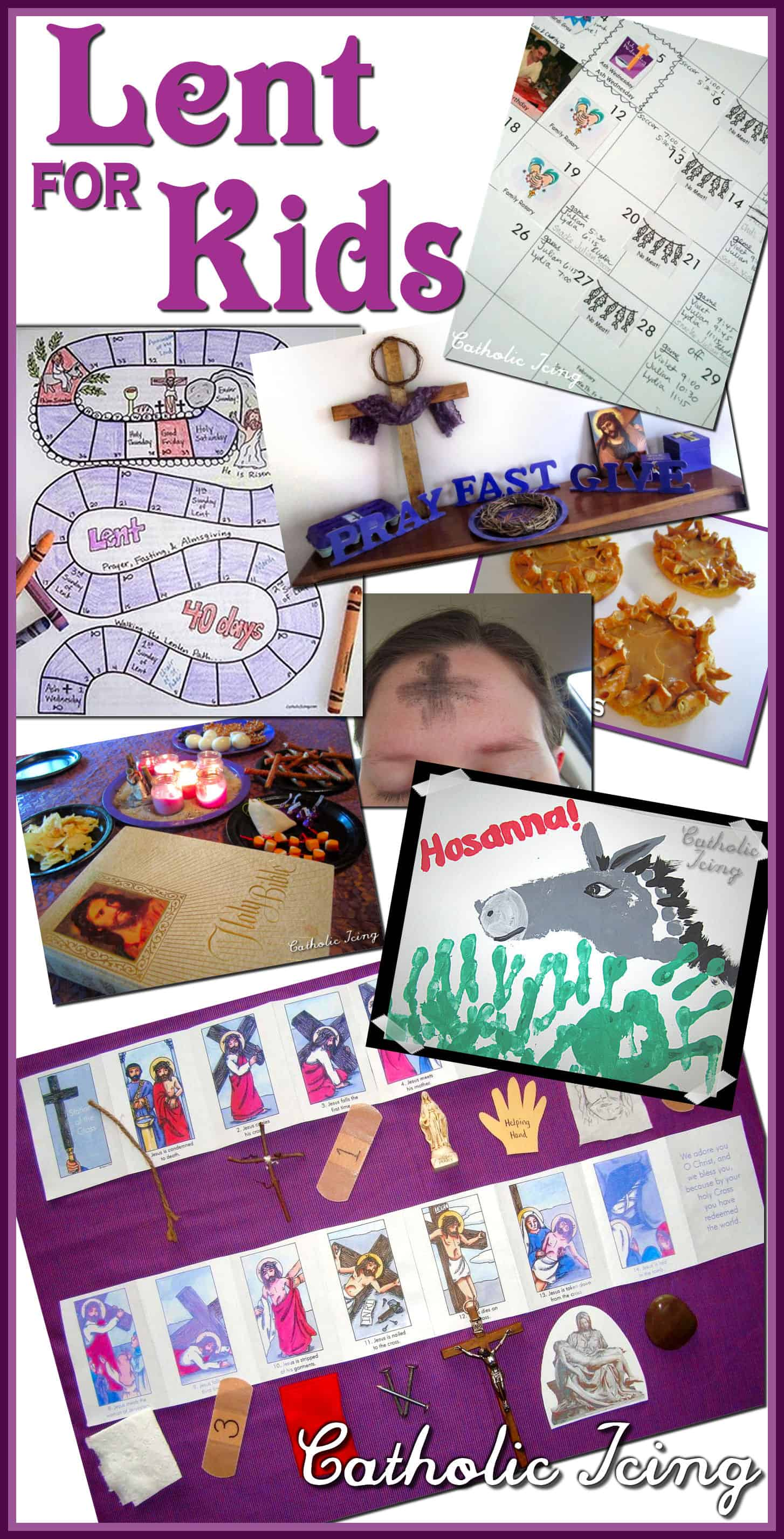 Lent Crafts Gallery