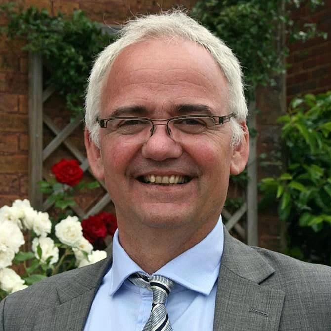 Anthony Hudson