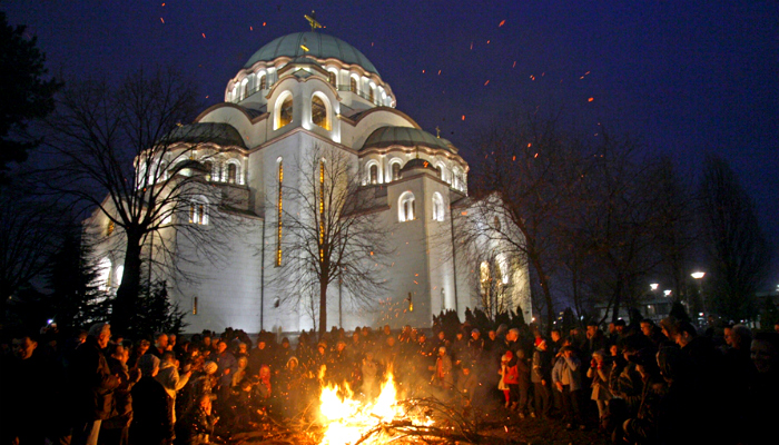 Orthodox Churches Celebrate Christmas Catholicireland