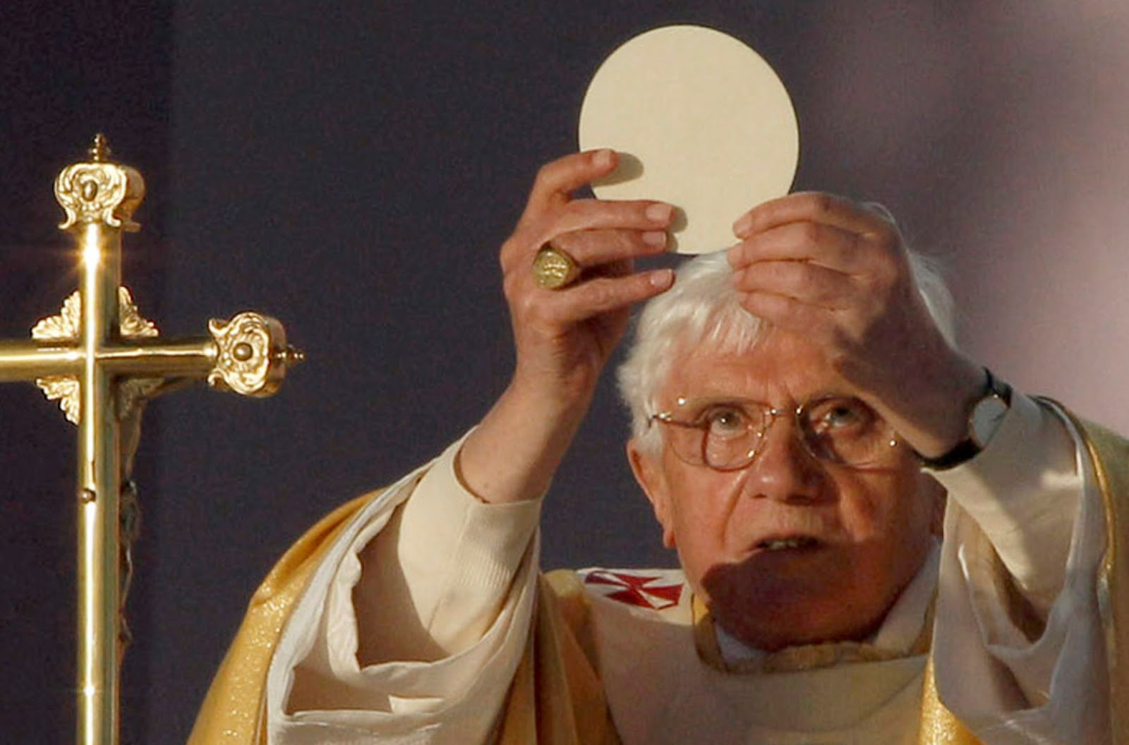 Eucharist To Give Thanks