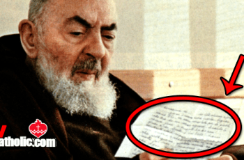 "Padre Pio's ""Secret Weapon Prayer"""