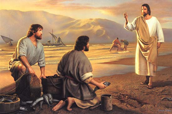 Image result for Jesus calls His disciples