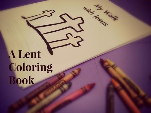Lent crafts for Catholic kids