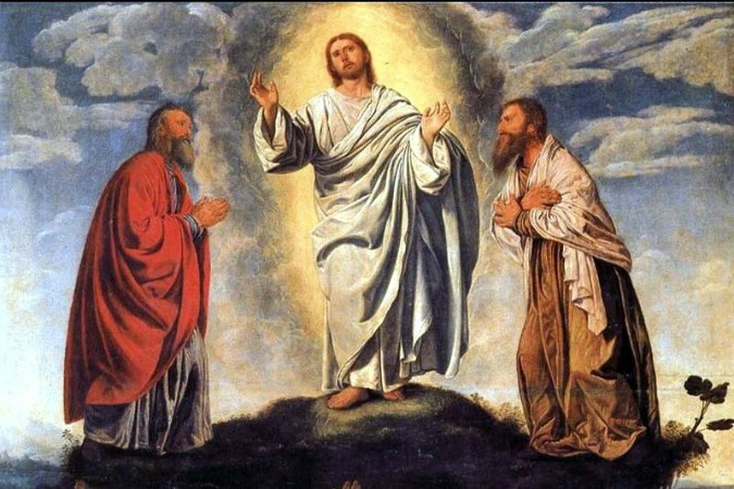 4 Things to Contemplate About Jesus' Transfiguration