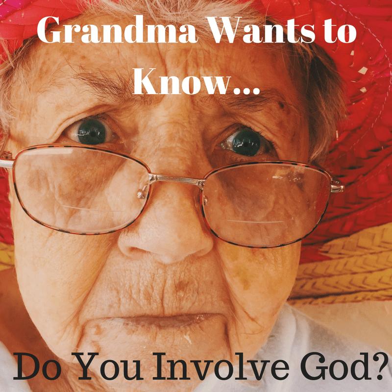Do You Involve God?