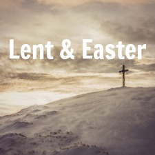 Lent and Easter Pinterest