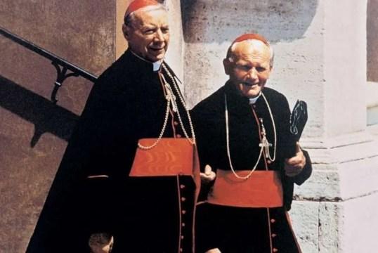 Risultato immagini per cardinal wojtyla