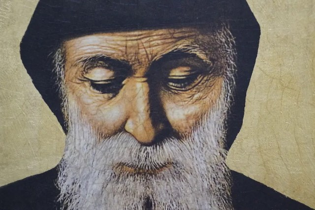 Image from the Shrine of St. Charbel.  /  Hannah Brockhaus / CNA.