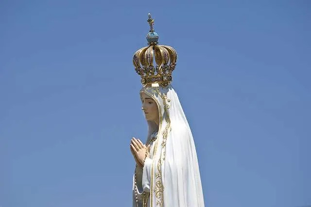 Our Lady of Fatima. Credit: Ricardo Perna/Shutterstock.