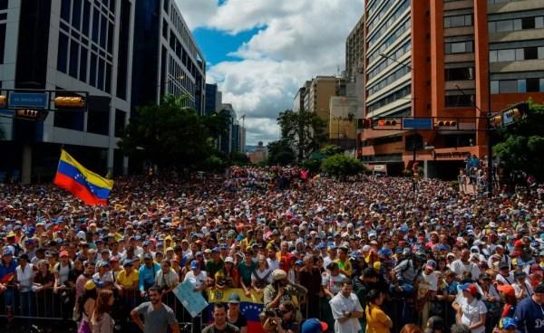 Venezuelan bishops back opposition marches, after calling ...
