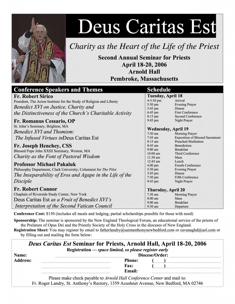 2006 Seminar Poster