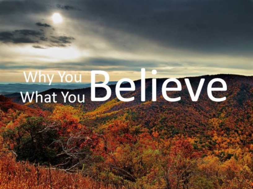 Image result for Know What You Believe