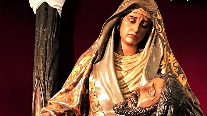 PRAYER TO OUR LADY OF SORROWS.