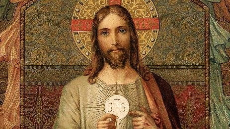 SOLEMNITY OF CORPUS CHRISTI. HISTORY OF THE SOLEMNITY AND THE FRUITS OF HOLY COMMUNION. AV Summary + full text. Best with sound.