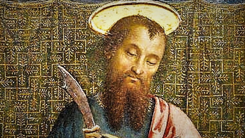 August 24: ST. BARTHOLOMEW, APOSTLE. MASS PRAYERS AND PROPER READINGS.