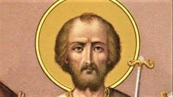 September 13: ST. JOHN CHRYSOSTOM, Bishop and Doctor of the Church.