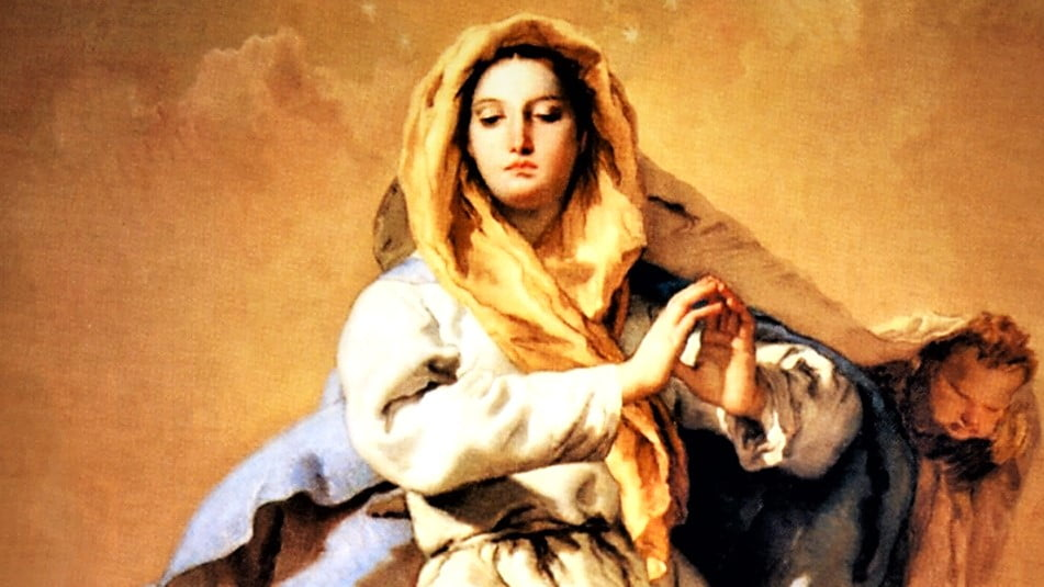 December 8: IMMACULATE CONCEPTION OF THE BLESSED VIRGIN MARY AND 2ND SUNDAY OF ADVENT (A). Mass and readings.