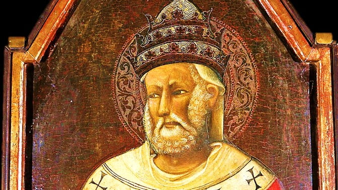 Dec. 11: POPE ST. DAMASUS I