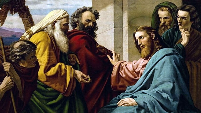 DAILY GOSPEL: THE PHARISEES SEEK A SIGN FROM HEAVEN (Mk 8:11–13).