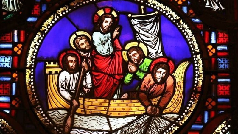 DAILY MASS, GOSPEL AND COMMENTARY: PARABLE OF THE FISHING NET (Mt 13:47–53).