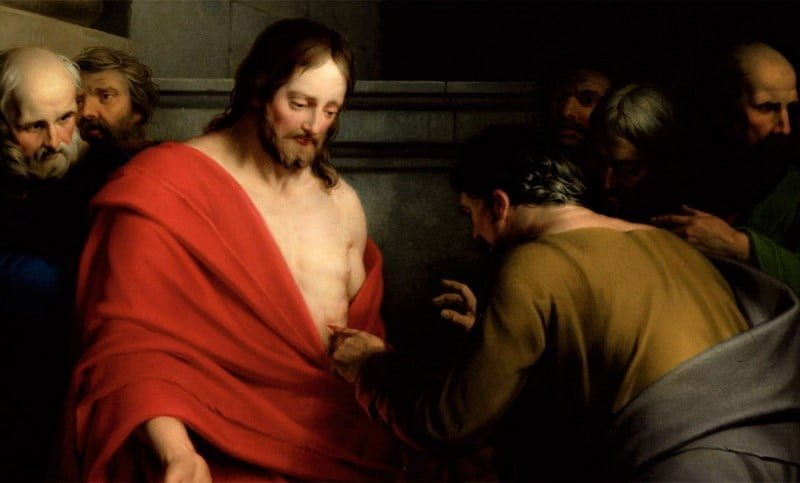 July 3: SAINT THOMAS THE APOSTLE. Mass prayers and proper readings.