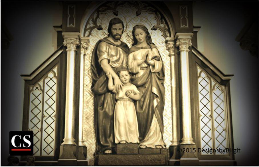 holy family, family