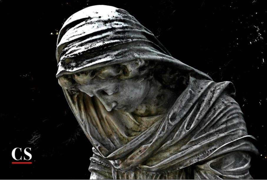 sad, sorrow, meditation
