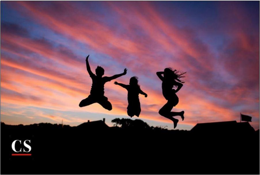 joy, dance, abandon, retreat