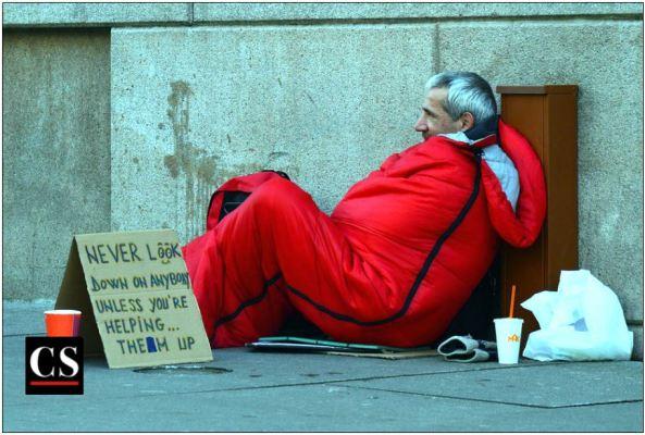 homelessness, poverty, neighbor
