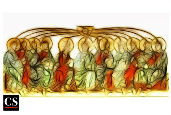 Pentecost, Holy Ghost