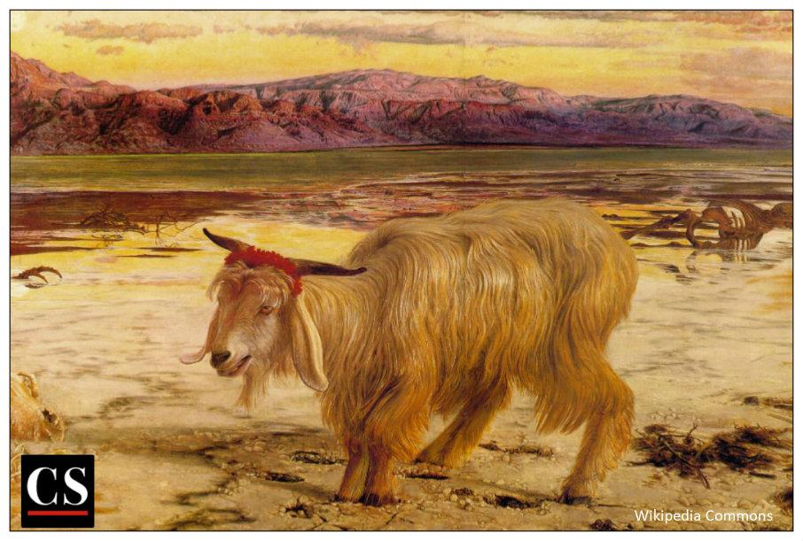 Yom Kippur, scape goat