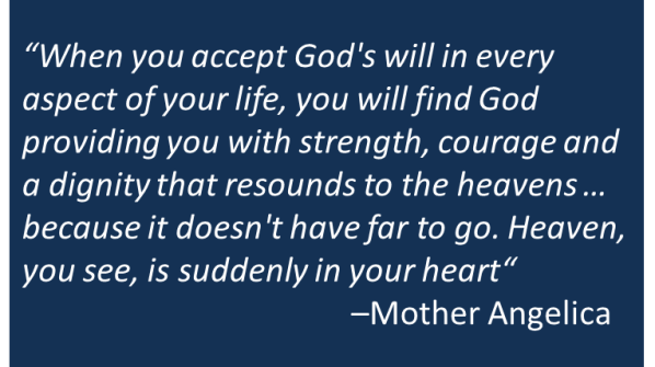 Autumn Jones - Mother Angelica