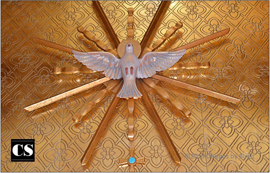 Birgit - holy spirit