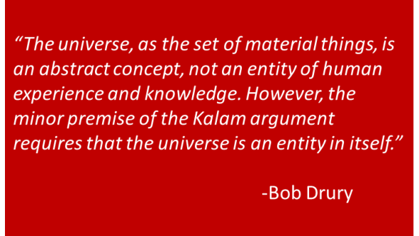 Bob Drury - Kalam