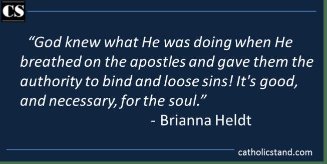 Brianna Heldt - Confession
