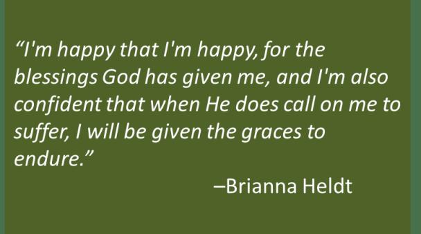Brianna Heldt - Media